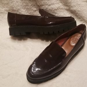 EUC Franco Sarto balto loafers
